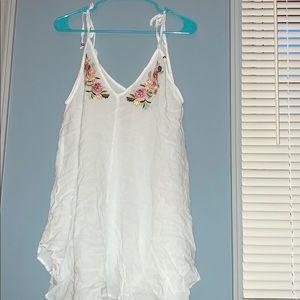 Swim suit cover up!